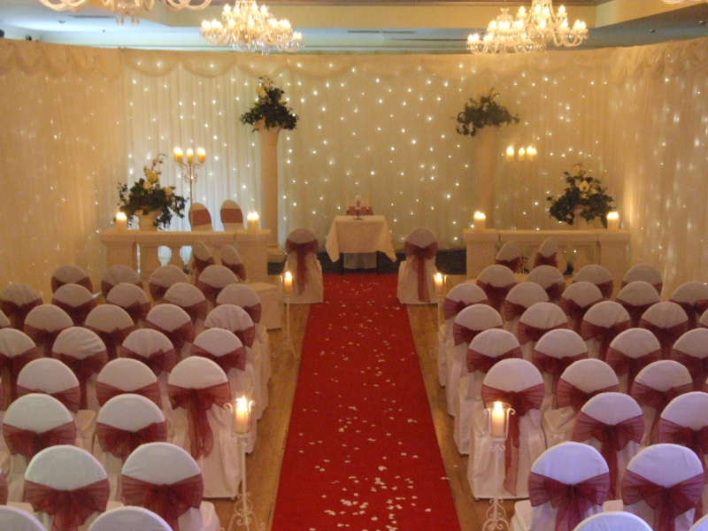 Civil wedding ceremonies butlers wedding accessories shop we bring our civil ceremony setup all over ireland please ring for details junglespirit Gallery